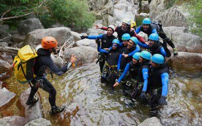 Devenir moniteur de canyoning : le DEJEPS canyonisme