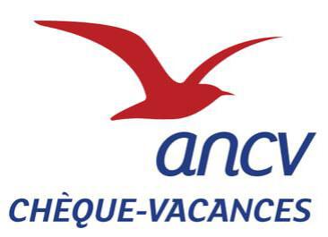 Logo Ancv Chèque-vacances