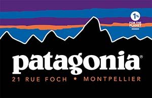 Logo Patagonia Montpellier